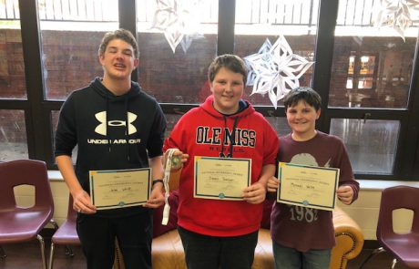 NAMS Geography Bee